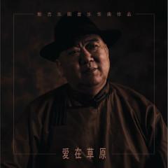 新吉乐图音乐作曲作品-爱在草原 - Various Artists