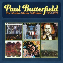 The Studio Album Collection - 1965-1971 - The Paul Butterfield Blues Band