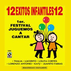 12 Éxitos Infantiles: 1er. Festival Juguemos A Cantar - Various Artists