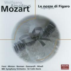 Mozart: Le Nozze di Figaro - Highlights - Mirella Freni, Yvonne Minton, Jessye Norman, Wladimiro Ganzarolli, Ingvar Wixell