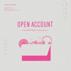 OPEN ACCOUNT (Feat. Sun) - ACCOUNT, Pichayadon Peungphan