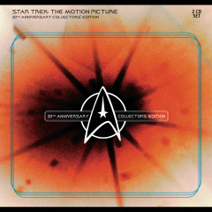 Star Trek: The Motion Picture (Original Soundtrack--20th Anniversary Collectors' Edition) / Inside Star Trek - Jerry Goldsmith, Gene Roddenberry