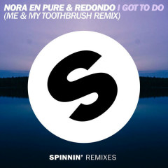 I Got To Do (Me & My Toothbrush Radio Mix) - Nora En Pure