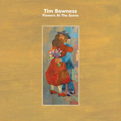 Flowers At The Scene - Tim Bowness