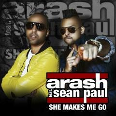 She Makes Me Go - Remixes (feat. Sean Paul) - Arash