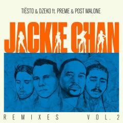 Jackie Chan (Remixes, Vol. 2) - Tiësto, Dzeko, Preme, Post Malone