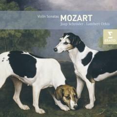Mozart : Violin Sonatas Nos 18 - 21, 32, 33, 35 - Jaap Schröder