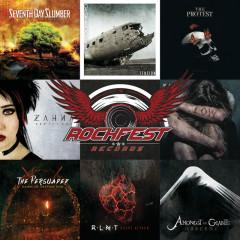 Rockfest Records (Vol. 1) - Various Artists