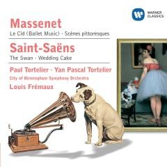 Massenet:Le Cid etc/Saint-Saëns:Le Cygne etc - Louis Frémaux