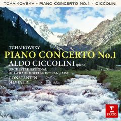 Tchaikovsky: Piano Concerto No. 1, Op. 23 - Aldo Ciccolini, Orchestre National de la Radiodiffusion Française, Constantin Silvestri