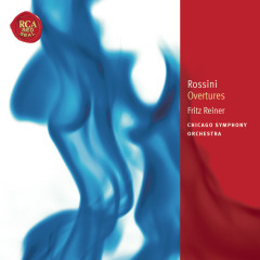 Rossini: Overtures: Classic Library Series - Fritz Reiner
