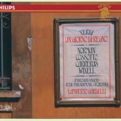 Verdi: Un Giorno di Regno - Fiorenza Cossotto, Jessye Norman, Jose Carreras, The Ambrosian Singers, Royal Philharmonic Orchestra