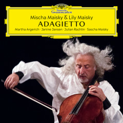 Adagietto - Mischa Maisky, Lily Maisky