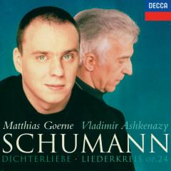 Schumann: Dichterliebe; Liederkreis - Matthias Goerne, Vladimir Ashkenazy