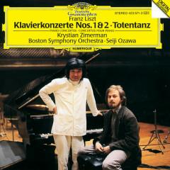 Liszt: Piano Concertos Nos.1 & 2; Totentanz - Krystian Zimerman, Boston Symphony Orchestra, Seiji Ozawa