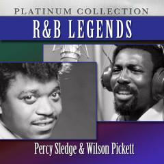 R&B Legends Percy Sledge & Wilson Pickett - Percy Sledge, Wilson Pickett