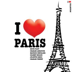 I Love Paris - Various Artists