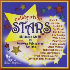 Celebration Of Stars: Children's Music By Grammy Celebrated Artists - Various Artists