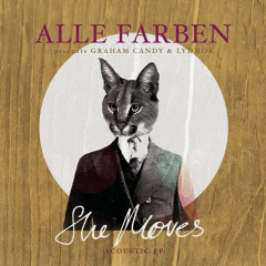 She Moves (Acoustic EP) - Alle Farben, Graham Candy, Lydmor