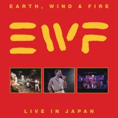 Live In Japan - Earth, Wind & Fire