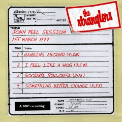 John Peel Session [1 March 1977] - The Stranglers