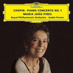 Chopin: Piano Concerto No. 1 - Maria João Pires, Philharmonia Orchestra, Andre Previn