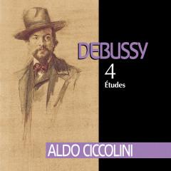 Debussy: Études - Aldo Ciccolini