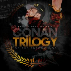 Trilogy of the Energy God - Conan
