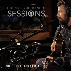 Estúdio Versão Acústica Sessions - Emmerson Nogueira