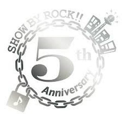 SHOW BY ROCK!! 5th Anniversary Single