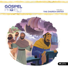 The Gospel Project for Kids Vol. 11: The Church United - Lifeway Kids Worship