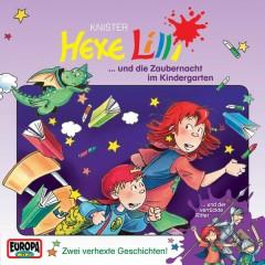 Hexe Lilli und die Zaubernacht im Kindergarten - Hexe Lilli