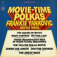 Movie-Time Polkas - Frankie Yankovic and His Yanks