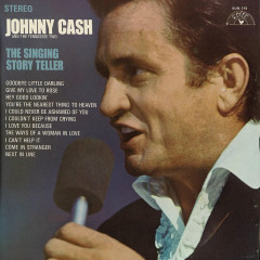 The Singing Story Teller - Johnny Cash, The Tennessee Two