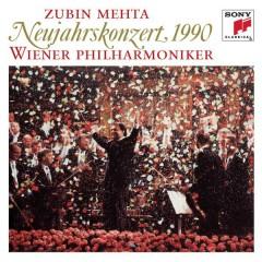 Neujahrskonzert 1990 - Zubin Mehta