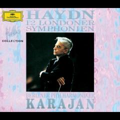 Haydn: 12 Londoner Symphonien - Berliner Philharmoniker, Herbert von Karajan