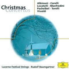 Christmas Concertos - Wolfgang Schneiderhan, Eduard Kaufmann, Festival Strings Lucerne, Rudolf Baumgartner