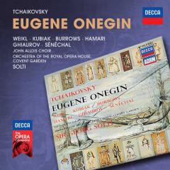 Tchaikovsky: Eugene Onegin - Bernd Weikl, Teresa Kubiak, Stuart Burrows, Julia Hamari, Nicolai Ghiaurov