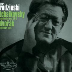 Tchaikovsky: Symphonies Nos.5 & 6 / Dvorák: Symphony No.9 - Royal Philharmonic Orchestra, Arthur Rodzinski