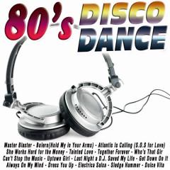 80's Disco Dance - Various Artists