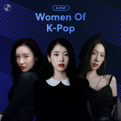 Women Of K-Pop! - Various Artists
