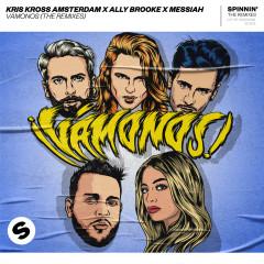 Vámonos (The Remixes) - Kris Kross Amsterdam, Ally Brooke, Messiah