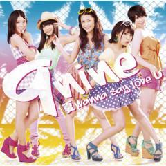 Natsu Wanna Say Love U - 9nine