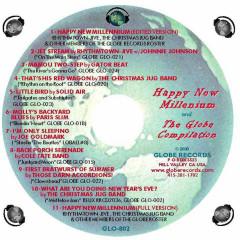 Globe Compilation 2000 - Happy New Millennium - Various Artists