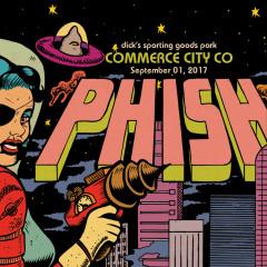 Phish: 9/1/17 Dick's Sporting Goods Park, Commerce City, CO (Live) - Phish