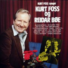 Kurt Foss synger Kurt Foss og Reidar Bøe - Kurt Foss, Reidar Bøe