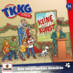 013/Das verpfuschte Gemälde - TKKG Junior