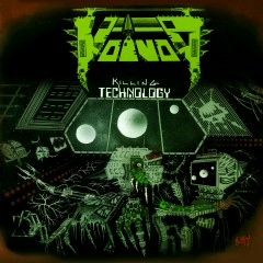 Killing Technology (Expanded Edition) - Voivod