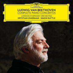 Beethoven: Complete Piano Concertos - Krystian Zimerman, London Symphony Orchestra, Simon Rattle