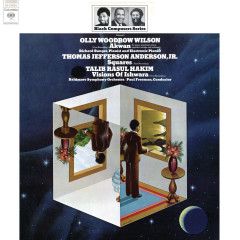 Black Composer Series, Vol. 8: Olly Woodrow Wilson, Thomas Jefferson Anderson, Jr. & Talib Rasul Hakim (Remastered) - Paul Freeman